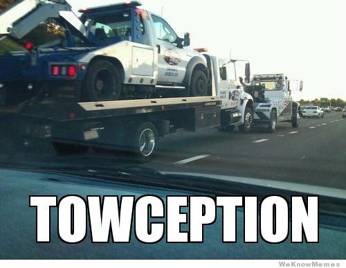 towception truck meme