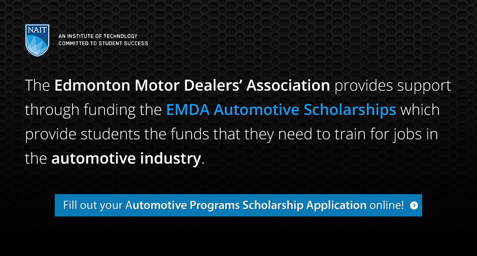 NAIT Automotive Program Scholarships